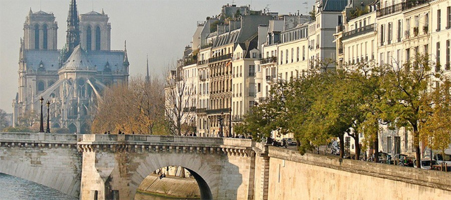 Ile saint louis the ultimate jewel a moveable feast paris - Ile saint louis histoire ...