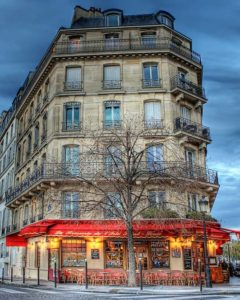 Brasserie de l'Ile St-Louis in Paris